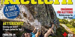 KL klettern Magazin Ausgabe 4 - 2017 quer teaser
