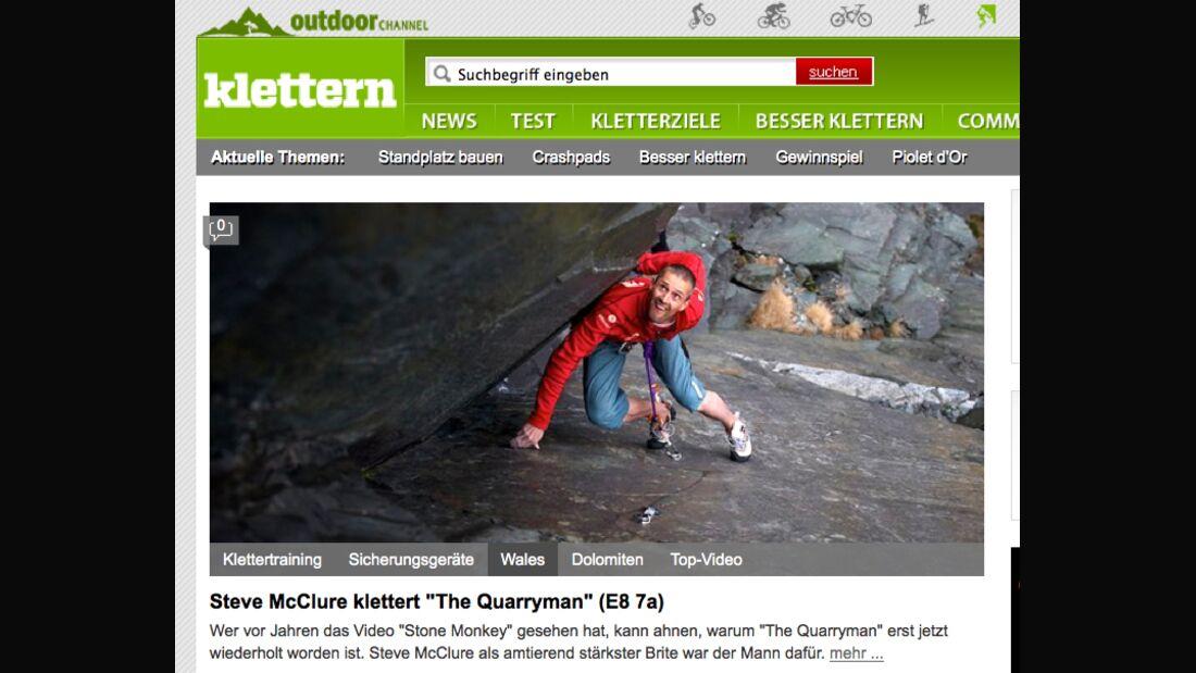 KL klettern.de - neu