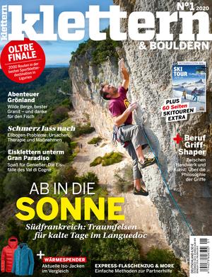 KLETTERN Magazin 1-1010