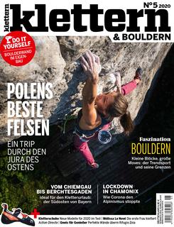 KLETTERN Magazin 5-2020