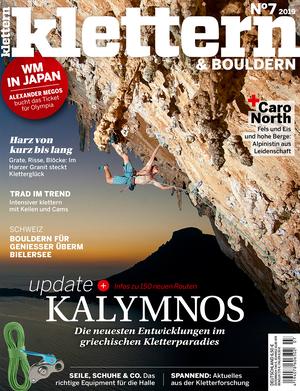 KLETTERN Magazin 7-2019
