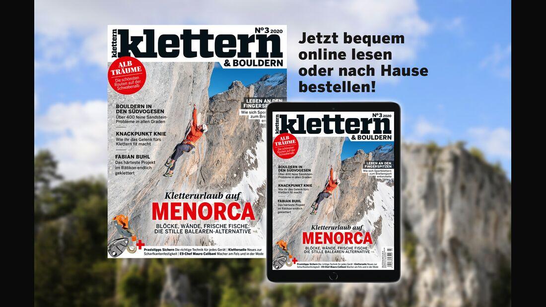 KLETTERN Magazin ePaper