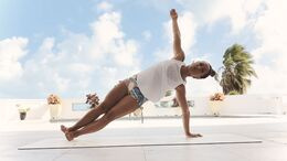 Kino MacGregor Yoga Session for Core Power