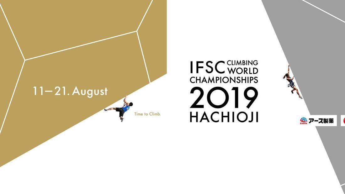 Kletter-WM 2019 in Hachioji