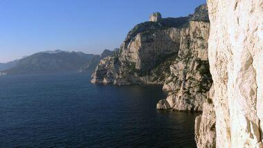 Klettergebiet Calanques Südfrankreich