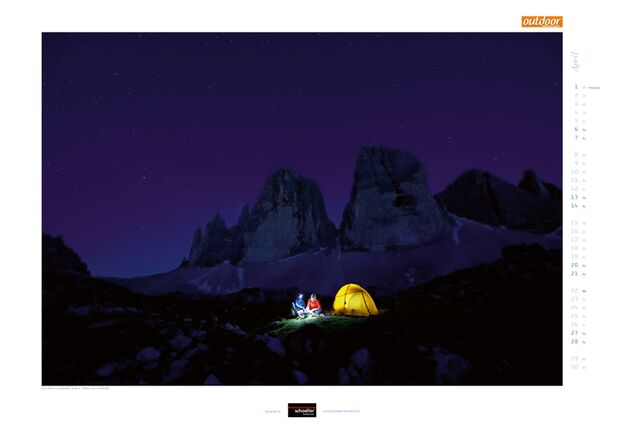 Klettern 2013 - Kalenderbilder 20