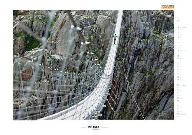Klettern 2013 - Kalenderbilder 21