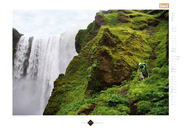 Klettern 2013 - Kalenderbilder 31