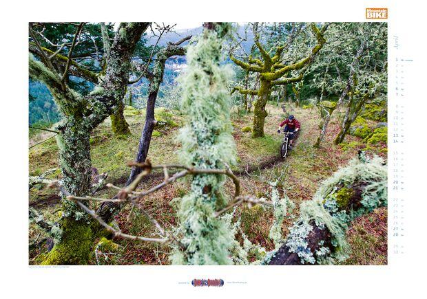 Klettern 2013 - Kalenderbilder 33