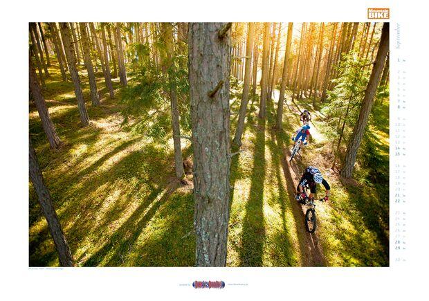 Klettern 2013 - Kalenderbilder 38
