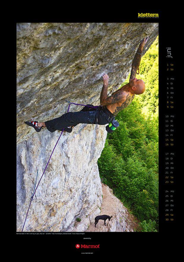 Klettern 2013 - Kalenderbilder 9