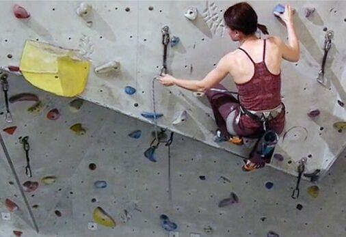 Klettern: Sichern in Bodennähe - Sicher klippen
