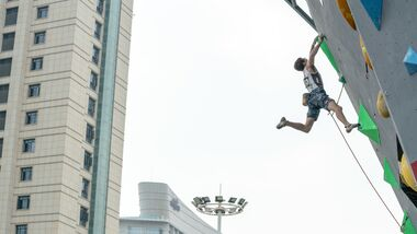 Lead-Weltcup Xiamen 2019