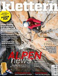 Magazin KLETTERN 6-2019