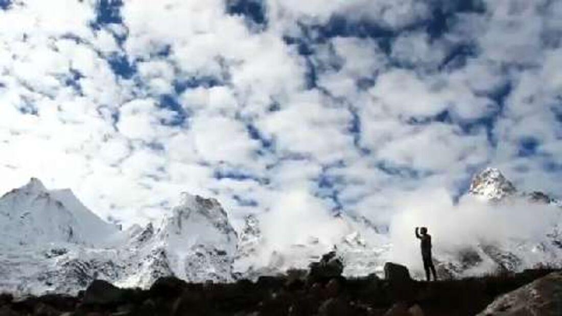 Mammut Peak Project - Cerro Kishtwar in Indien