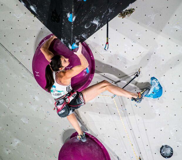 Mia Krampl erklettert sich in Toulouse einen Platz bei den Olympischen Spielen
