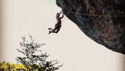 Moritz Welt klettert Hattori Hanzo 8c+
