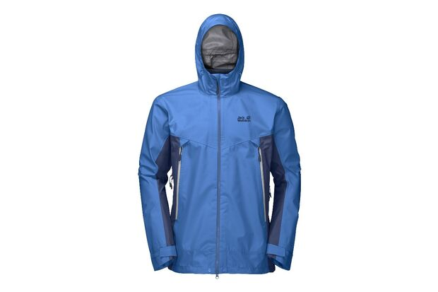 OD 0417 Funktionsjacken Jack Wolfskin Refugio Stretch
