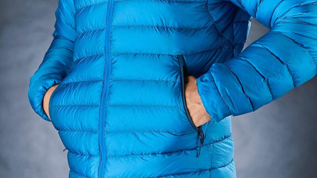 Test: warme Jacken