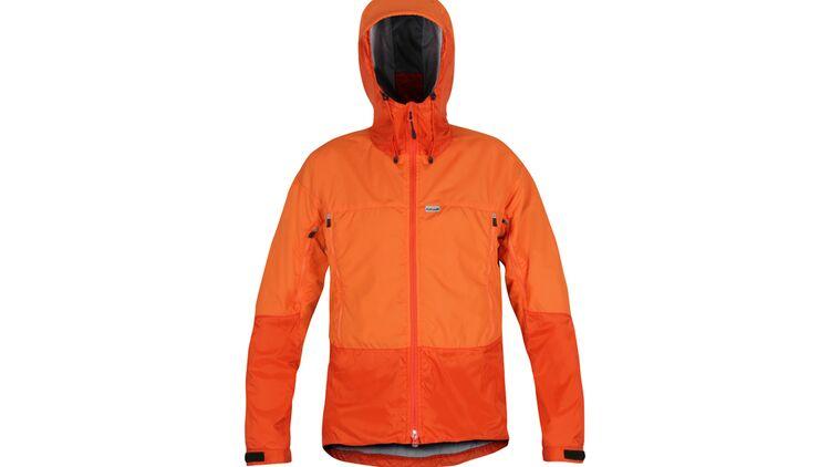 Adidas Multi 2,5 Lagen Damen Regenjacke (orange) großer