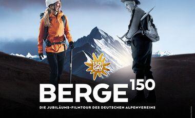 OD DAV Alpenverein 150 Jahre Titelbild Filmtour 2019