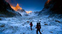 OD David Lama am Cerro Torre - Eindrücke aus Patagonien