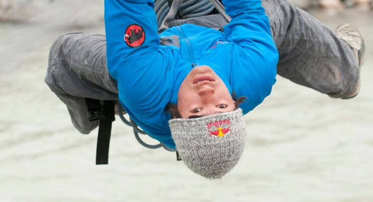 Nach der Kompressor-Route: David Lama im Interview - klettern de