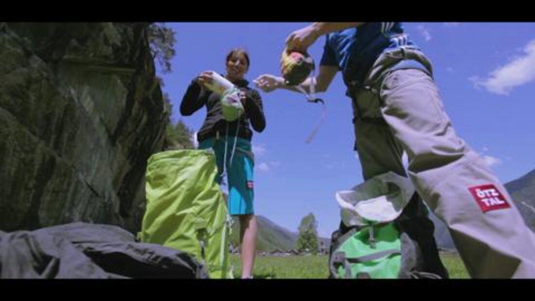Oetztal Imagefilm Klettern