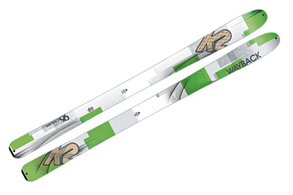 PS 0114 ISPO Ski - K2 Wayback 96