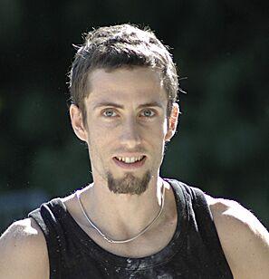 Patxi Usobiaga in Arco 2007