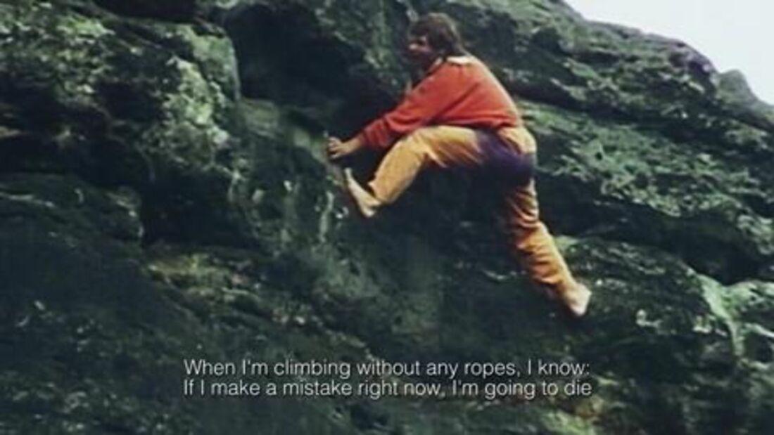 Seele aus Stein - Kletterer Bernd Arnold über mentale Kraft (Trailer)