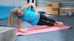 Shauna Coxsey Training: 6 Core Übungen