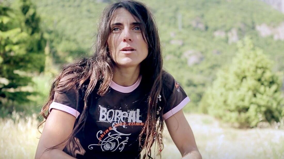 Silvia Vidal Solo Climber & Adventurer