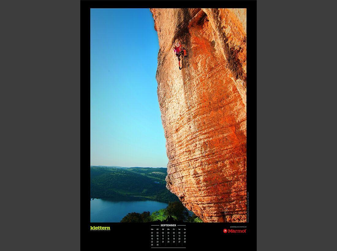 Sportkalender 2014 - klettern, outdoor, Mountainbike 13