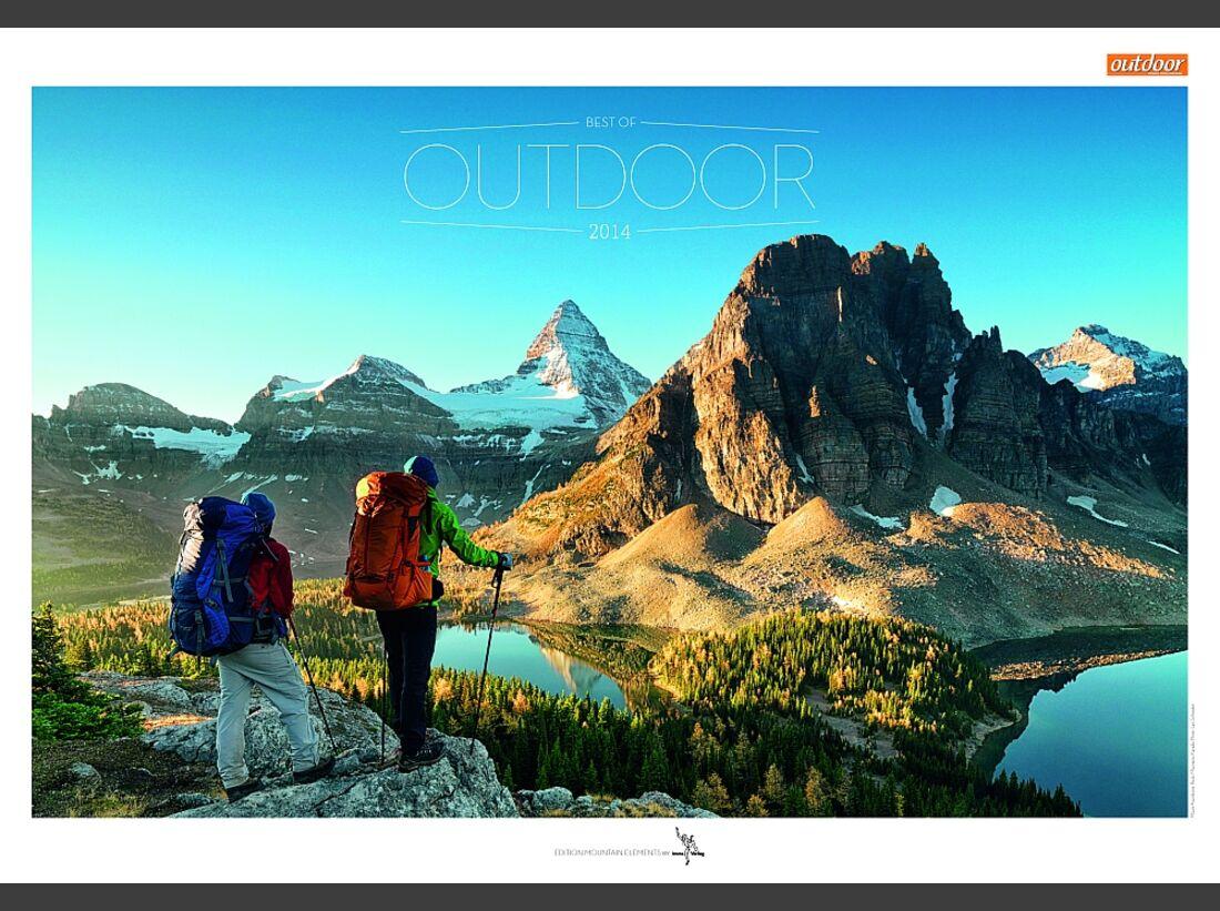 Sportkalender 2014 - klettern, outdoor, Mountainbike 17