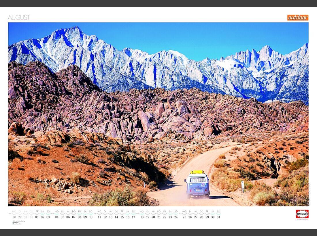 Sportkalender 2014 - klettern, outdoor, Mountainbike 25