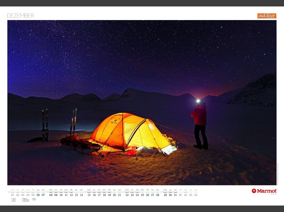 Sportkalender 2014 - klettern, outdoor, Mountainbike 29
