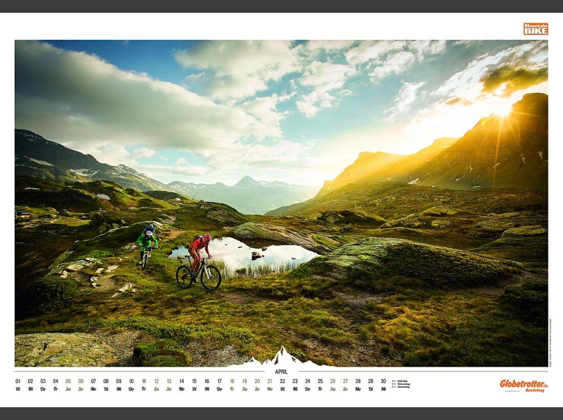 Sportkalender 2014 - klettern, outdoor, Mountainbike 34