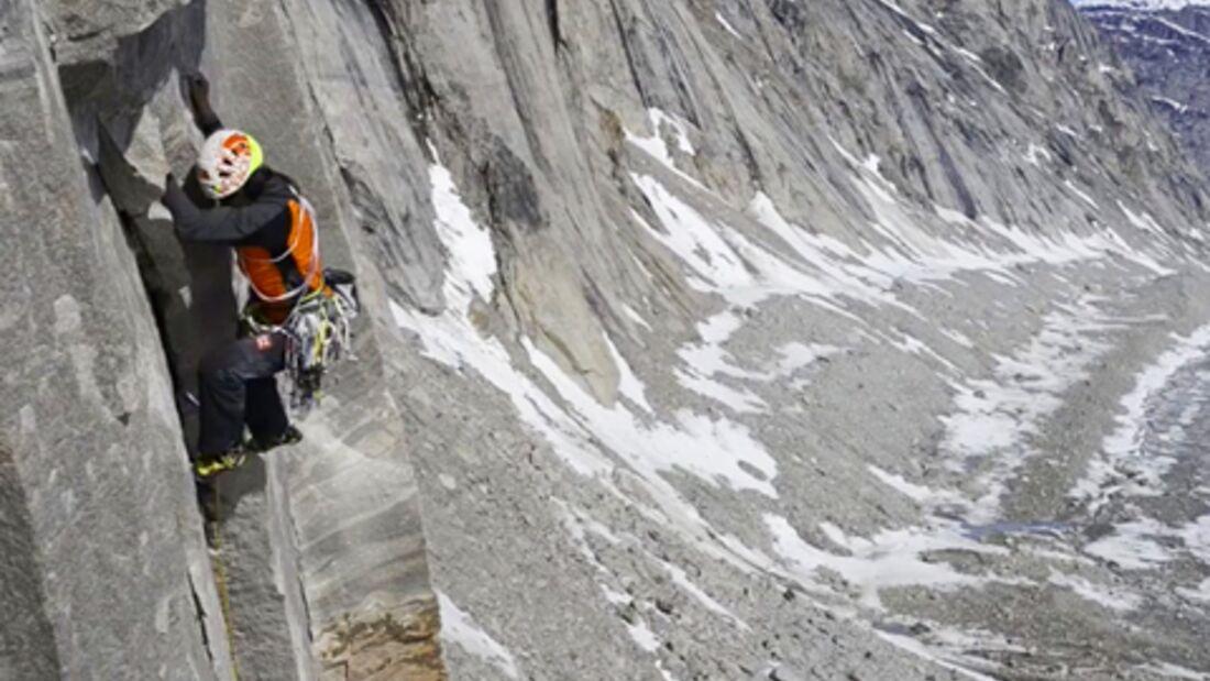 Trailer: The waiting game - Klettern auf Baffin Island