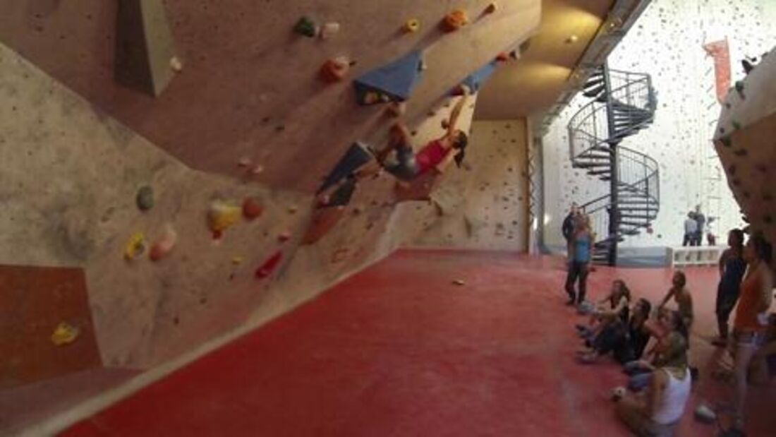Trainingslehrgang Bouldernationalmannschaft (Beta Routesetting)