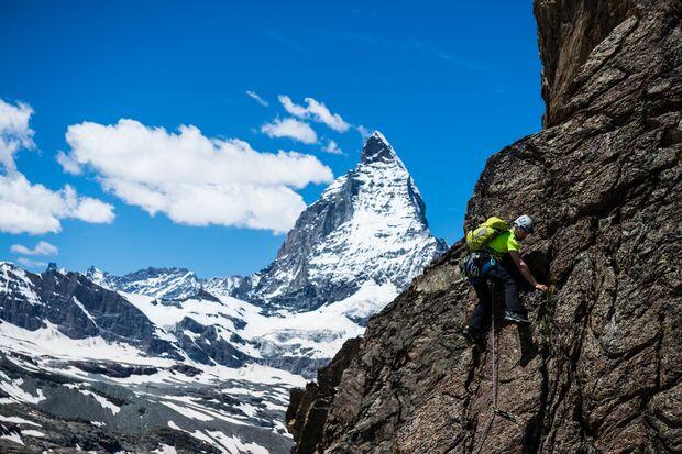 adidas Grip Challenge - Bilder aus Zermatt und Kals 13