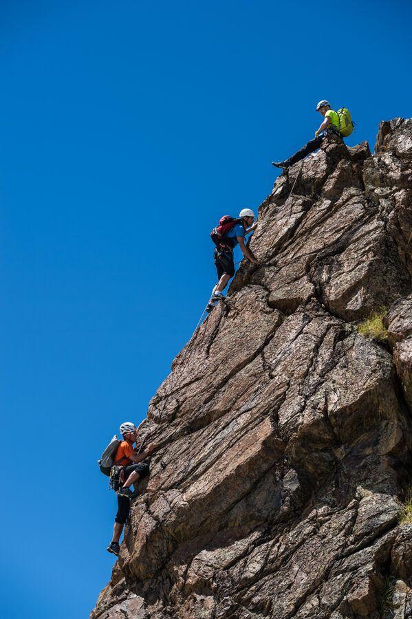 adidas Grip Challenge - Bilder aus Zermatt und Kals 15