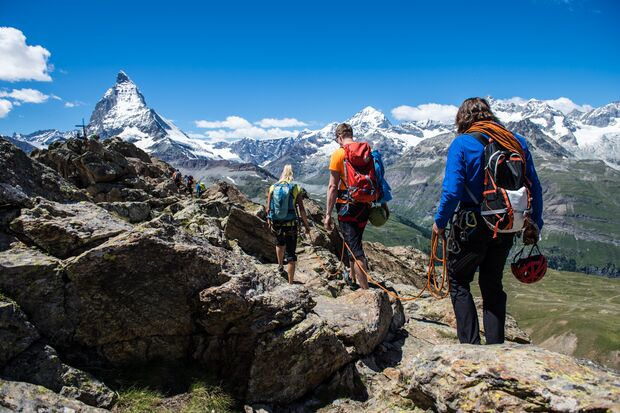 adidas Grip Challenge - Bilder aus Zermatt und Kals 20