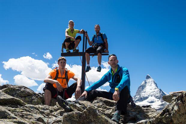 adidas Grip Challenge - Bilder aus Zermatt und Kals 22