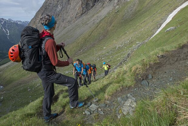 adidas Grip Challenge - Bilder aus Zermatt und Kals 24