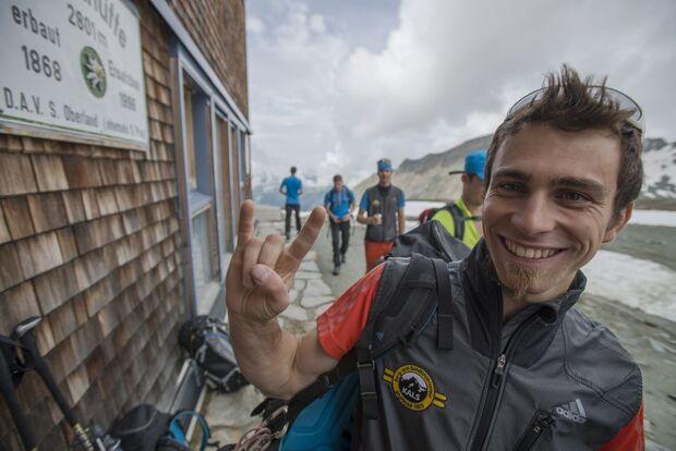adidas Grip Challenge - Bilder aus Zermatt und Kals 27