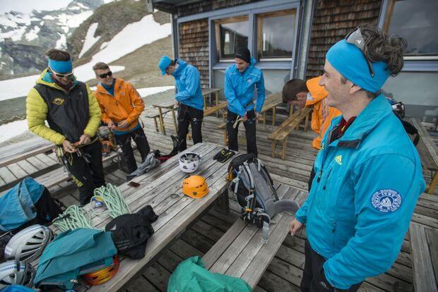 adidas Grip Challenge - Bilder aus Zermatt und Kals 28