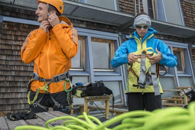 adidas Grip Challenge - Bilder aus Zermatt und Kals 29