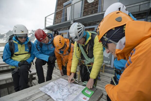 adidas Grip Challenge - Bilder aus Zermatt und Kals 30
