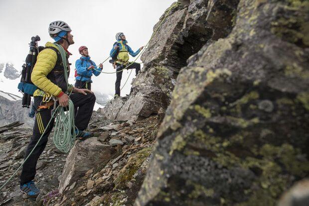 adidas Grip Challenge - Bilder aus Zermatt und Kals 34